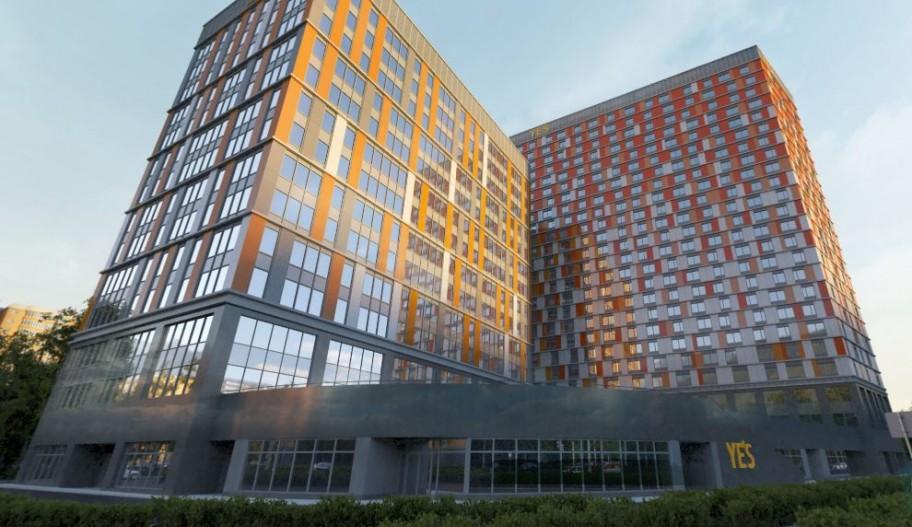 Апартаменты YE'S в Москве