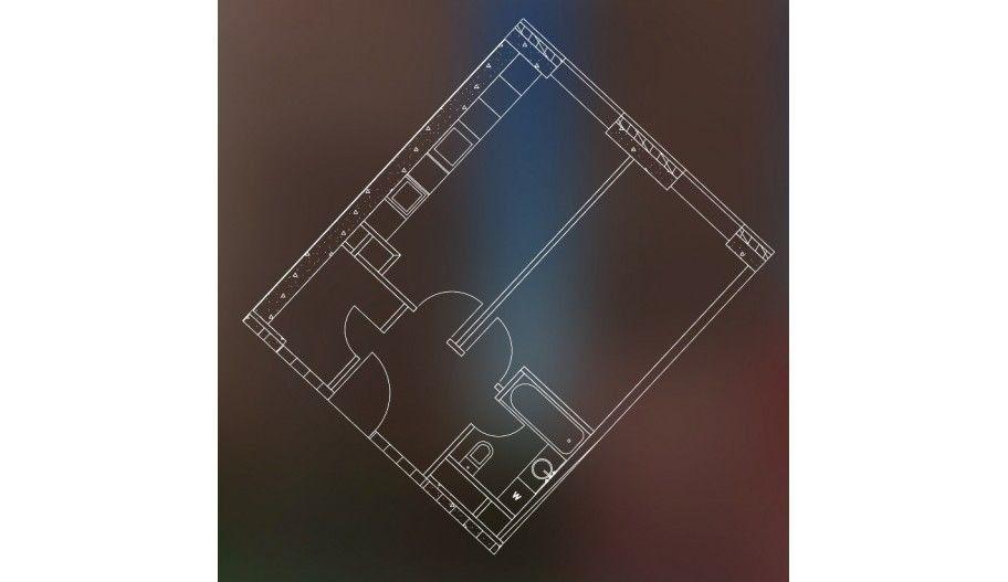 Однокомнатная квартира в Москве в новостройке ЖК «Пресня Сити»