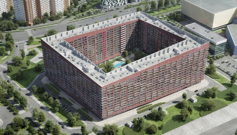 Купить апартаменты в ЖК «Лайнер»