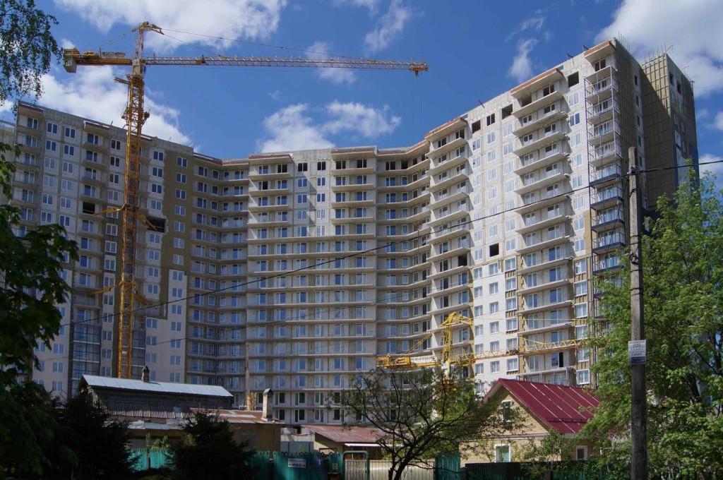 Новостройки Красногорск, Москва. Жилой комплекс «ЮИТ Парк» Завершение строительства.