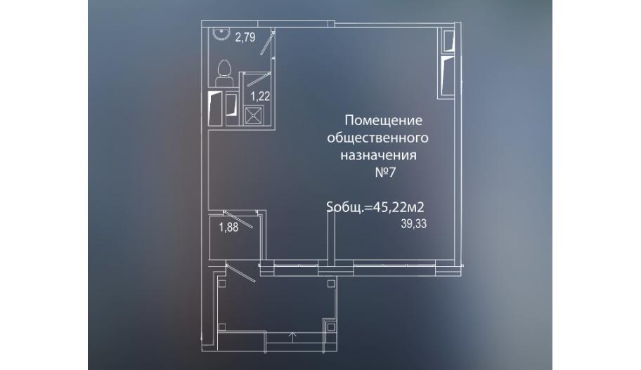 Помещения свободного назначения в Митино Москвы. ЖК «LIFE-Митинская ECOPARK»