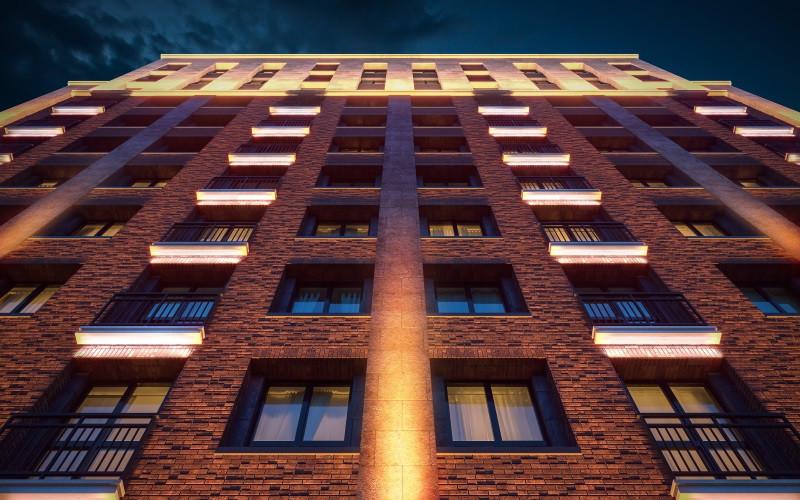 Апартаменты в новостройке ЗАО Москвы комплекс «ONLY».